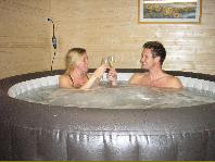 Indoor Hot Tub - le Praz