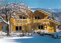 Courchevel Chalet Tramarins - Le Praz